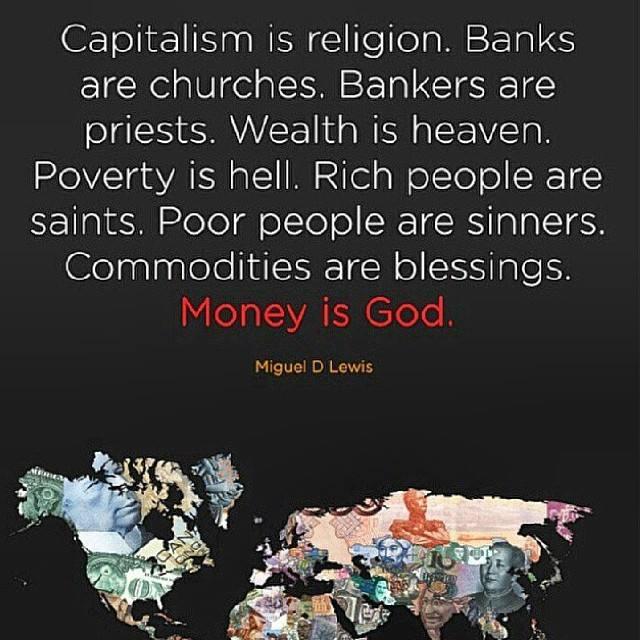 Image result for money god